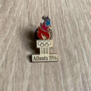 亞特蘭大 1996 奧運 Olympics Game atlanta