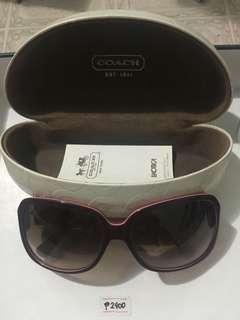 Auth Coach sunglasses