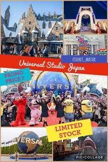USJ - UNIVERSAL STUDIO JAPAN