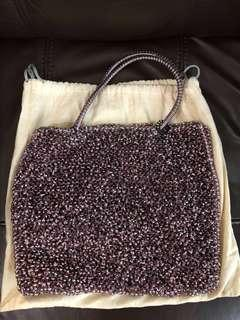 Mint Authentic Anteprima Tote Bag (Lilac/ Purple)