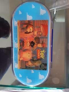 迪士尼 toy story 小童 餐具套裝 叉 匙羹 筷子