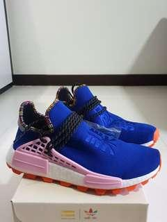 6a09d6cb1be1d Adidas NMD Pharrell Williams Human Race Inspiration Pack Powder Blue Pink  Orange