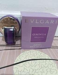 New ori spore parfum bvlgari omnia amethyste