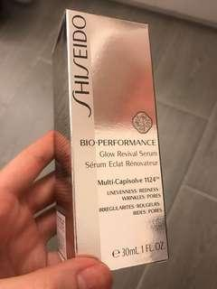 Shiseido.資生堂 精華素 Bio performance glow revival serum 30ml