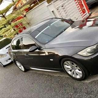 Bmw e90 for rental