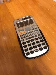 Casio Calculator fx-50FH 2(HKEAA approved)