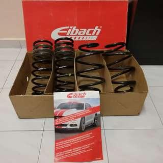 Eibach Springs for Honda Accord 2.0-2.4L (2013-Current) - Immaculate & Next to New Condition