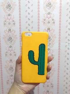 Iphone 6s plus case kaktus