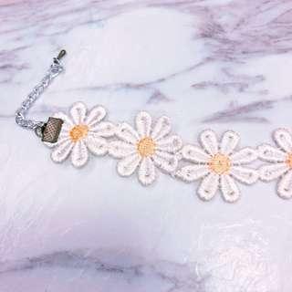 🚚 花花造型項鍊