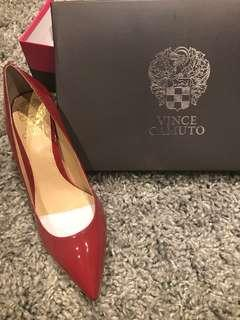 Brand New! Red heels! Save $60!!! Vince Camuto