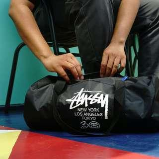 Stussy 30th Anniversary Duffle Bag