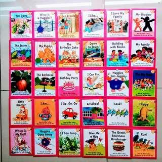 Sunshine Early Reader 30 books pink series