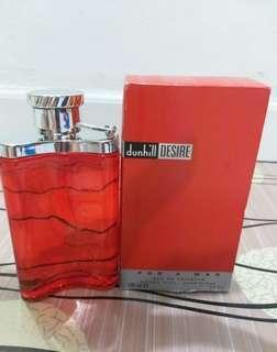 New ori spore parfum dunhil desire red