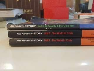 Sec 3 History Textbooks