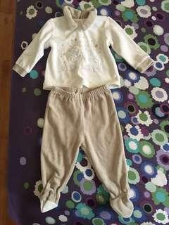 Baby winter time clothes
