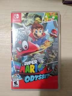 Super Mario Odyssey ( sell )