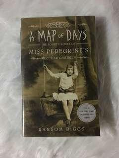 Map Of Days - Ransom Riggs