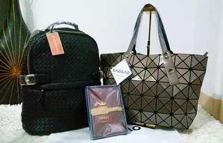 🔥Lulu Castagnette Backpack/ BaoBao bundle