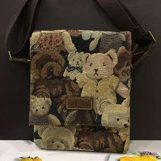 US BEAR sling bag