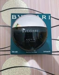 New ori spore parfum bvlgari AQVA