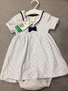 H&M Baby Girl Dress 6-9M
