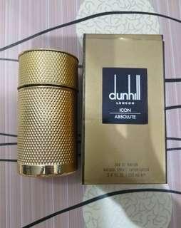 New ori spore parfum dunhil icon absolute