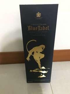 Johnnie Walker scotch whisky special edition year of 🐒
