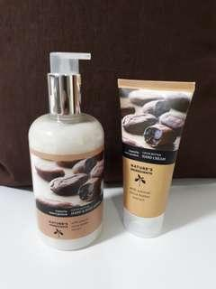 BN M&S Cocoa Butter Hand & Body Lotion