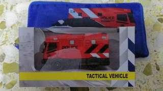 WTT BNIB Police Tactical Unit (PTU) Tactical Vehicle (TAV)