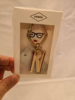 🚚 FOSSIL 鑰匙圈