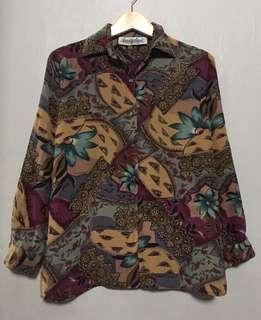 Italian Design Vintage Shirt