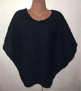 Pre loved Plus size Black Blouse