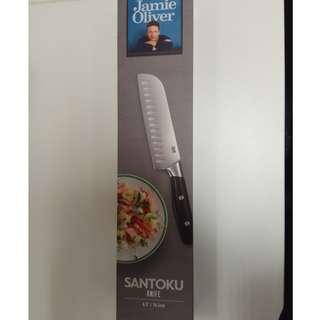 BNIB Jamie Oliver Santoku Kitchen Knife
