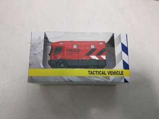 WTT: Tactical Vehicle (Police Roadshow 2018)
