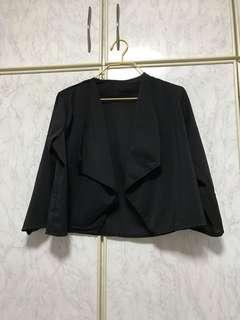 Black Outerwear