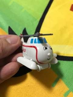 Brand new Thomas and friend harold Gashapon for cheap sale!