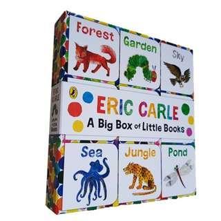 Eric Carle 9 Books Box Set