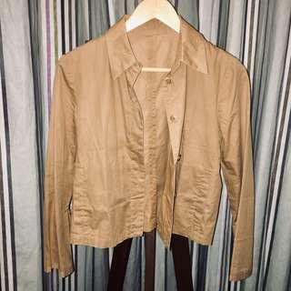 Brown Shirt-Outer