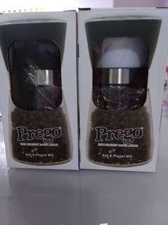 Prego Salt & Pepper Mill