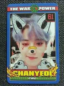 [WTB] EXO'S THE POWER OF MUSIC PC