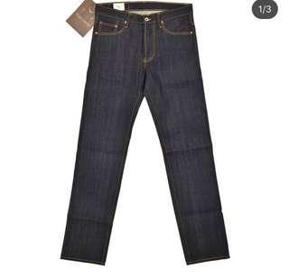 Nama Demi 純色直腳牛仔褲(清貨價)