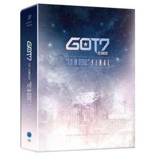 "GOT7 - ""Fly in Seoul"" FINAL 