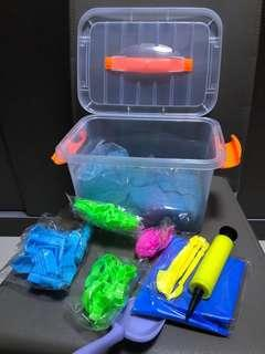 BN Sand toys
