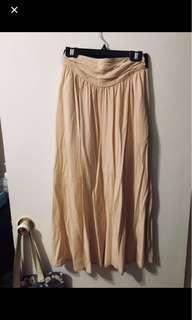 REDUCED Wilfred silk skirt