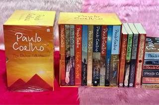 Paulo Coelho The Deluxe Collection Boxed Set