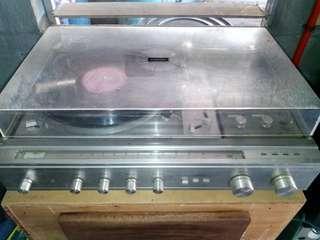 Vintage Pioneer hifi music centre ms-6500