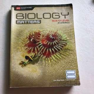 Pre-owned Biology Matters (2nd edition)