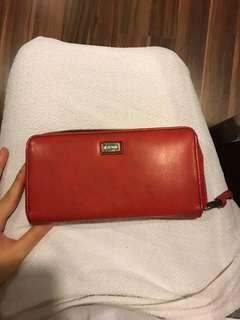 Red MNG purse
