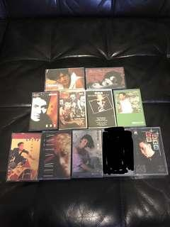懷舊卡式帶10盒(全走)