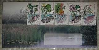 First Day Cover on Freshwater Fishes in Malaysia